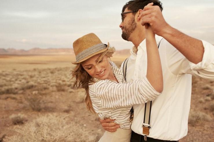 Романтика мужчины и женщины