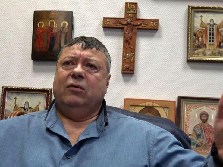 Сергей Михайлов, или Михась