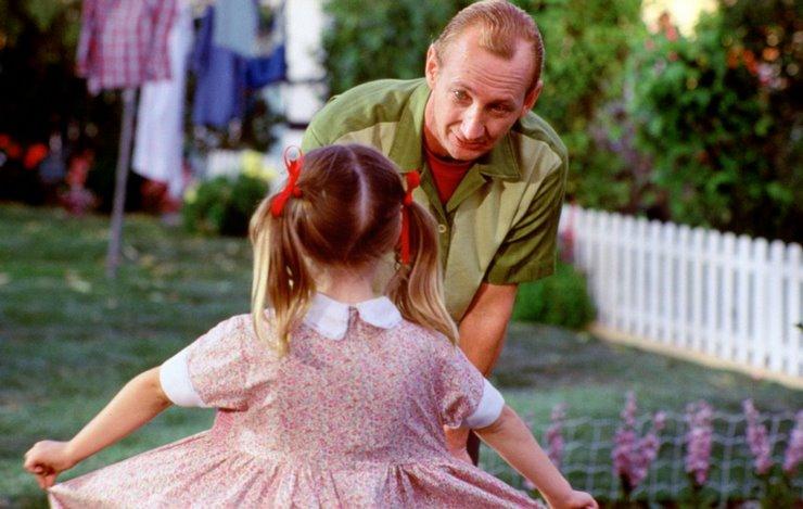 Фредди Крюгер с дочерью