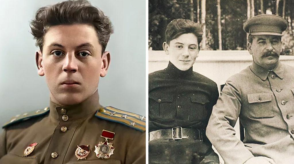 Молодой генерал Сталин