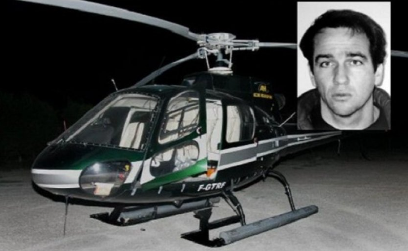 Побег из тюрьмы на вертолете