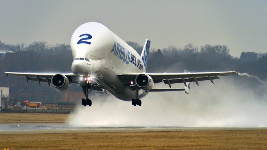 Топ самых больших самолетов в мире