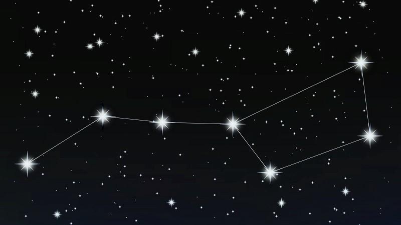 Большая Медведица созвездие