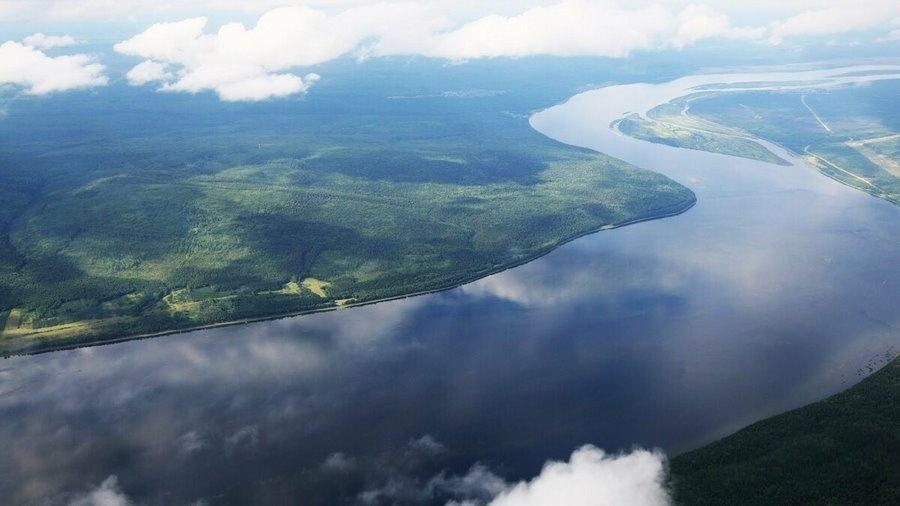 топ больших рек россии