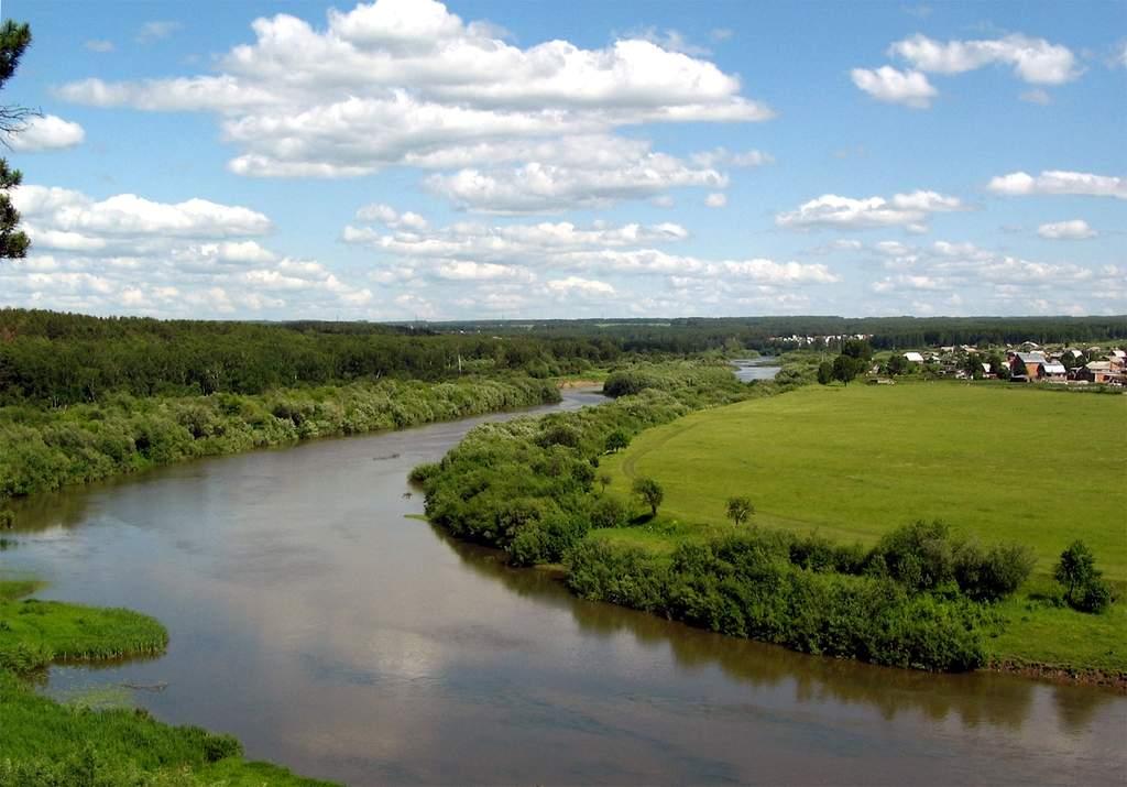 Топ 10 самых длинных рек России
