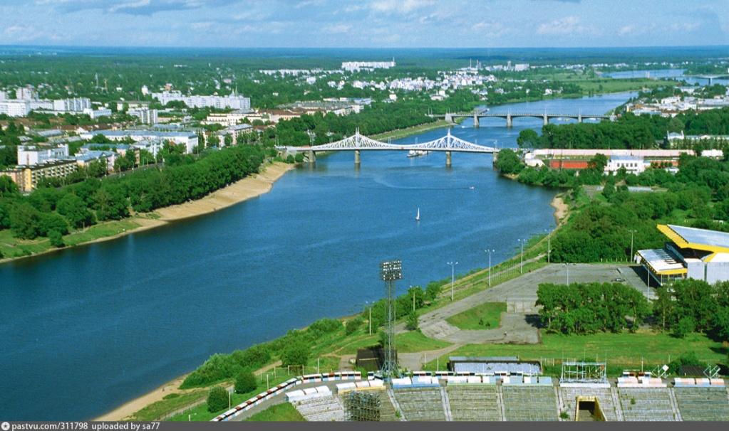 Самая длинная река Волга