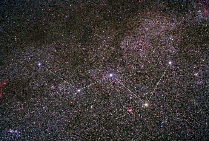 Кассиопея созвездие