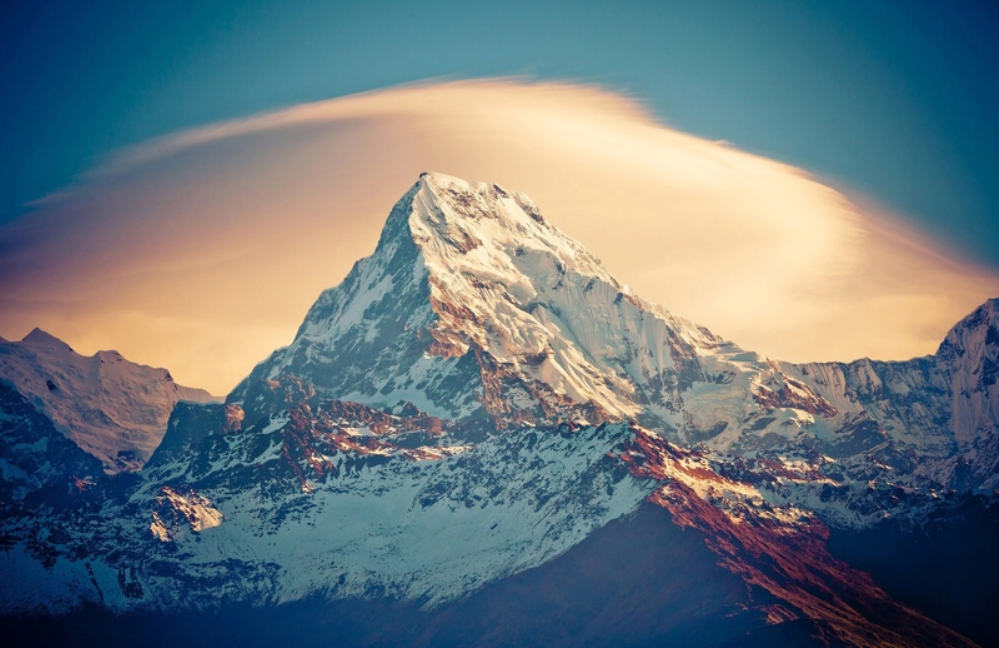 топ самых высоких гор