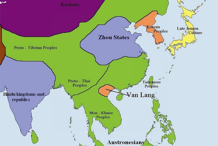 Ванланг Вьетнам