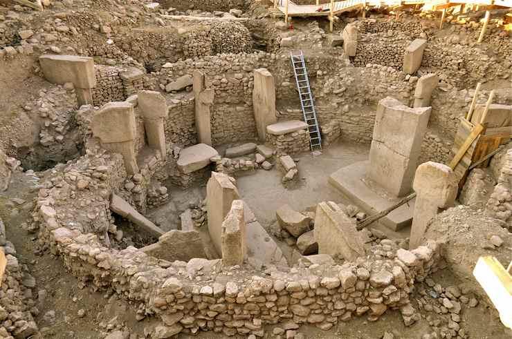 Древнейший храм