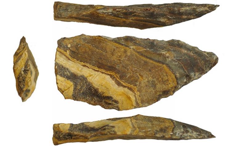 Каменные копья