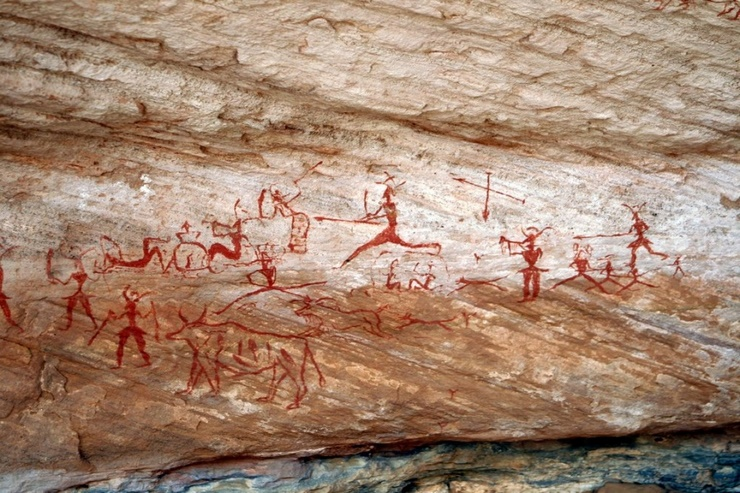 Парк Юрского периода палеолита оригинал