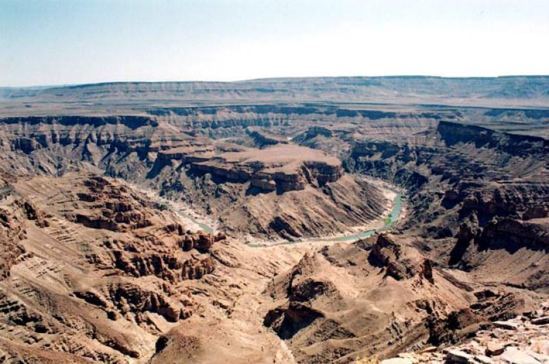 как появился гранд каньон