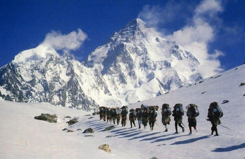 самая высокая гора на планете земля