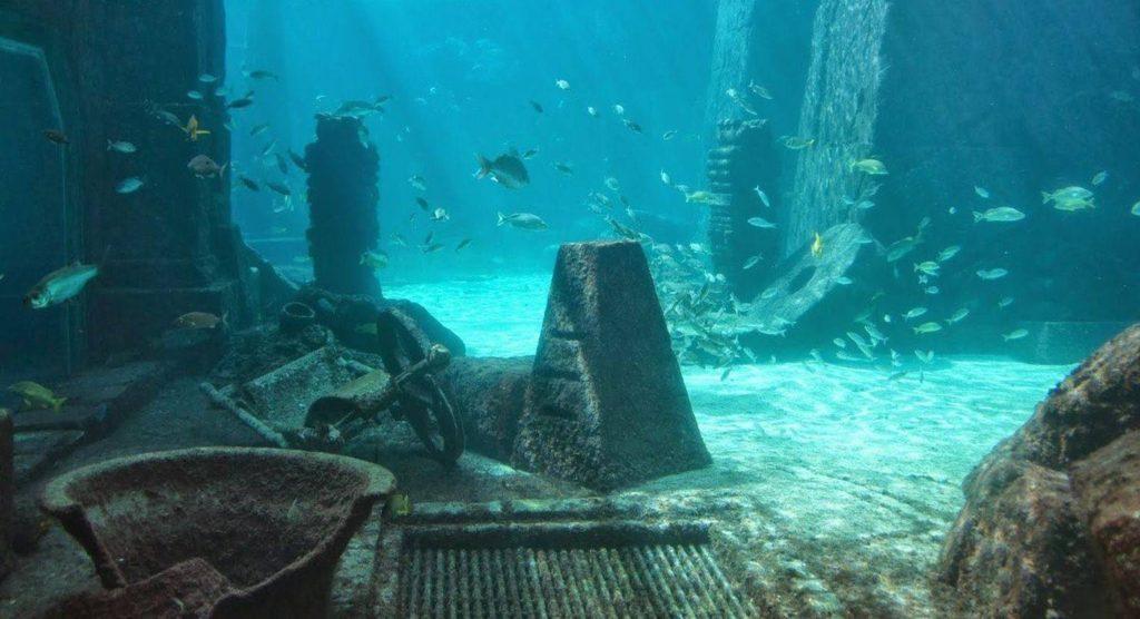 существовала ли Атлантида