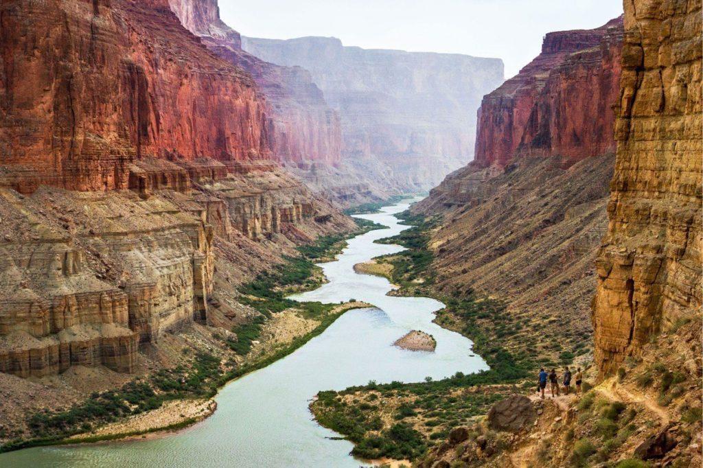 интересные факты про гранд каньон