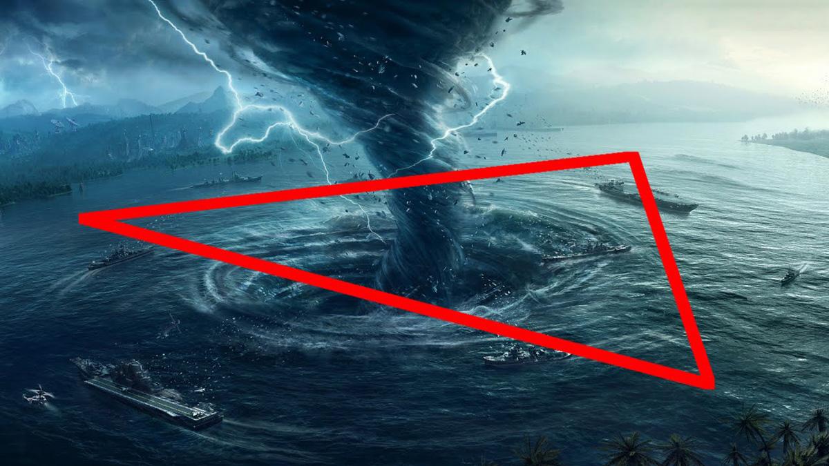 мифы и факты Бермудский треугольник