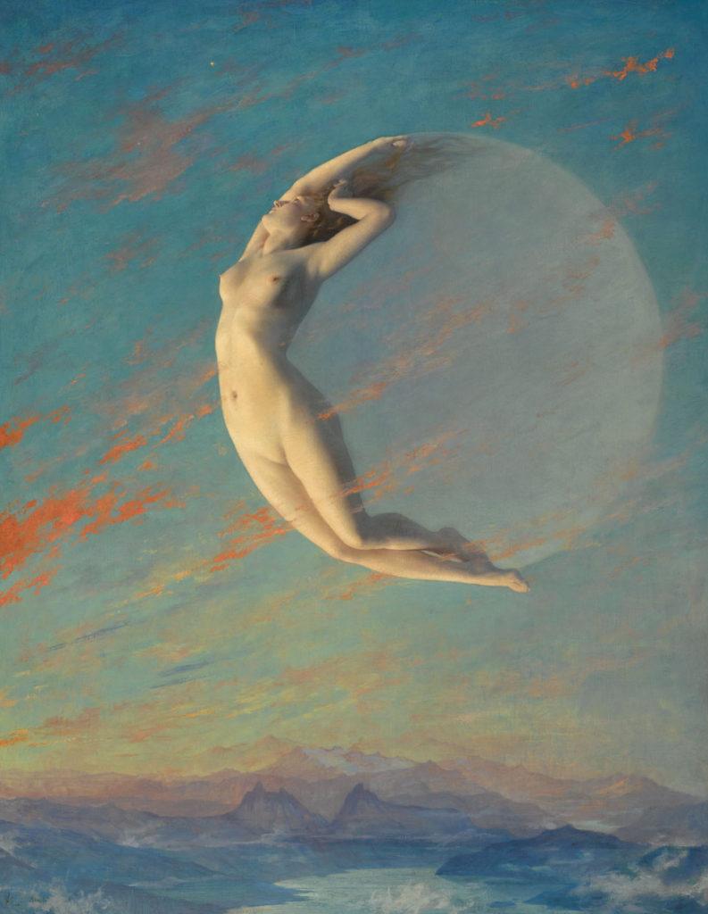 Луна в культуре и мифологии