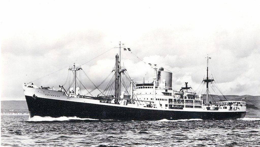 В Бермудском треугольнике найден пропавший 95 лет назад корабль