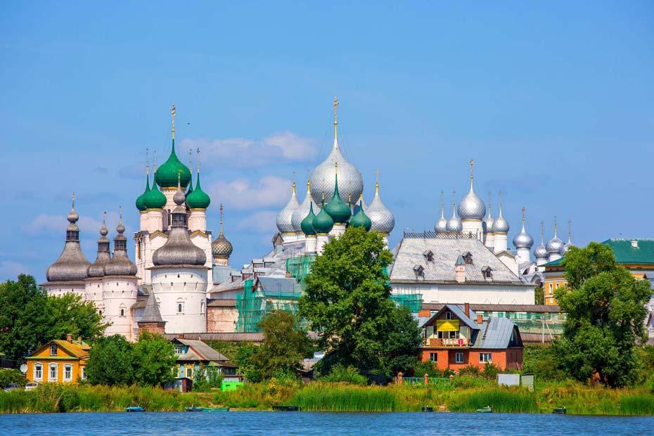 Старинные города России, обязательные к посещению