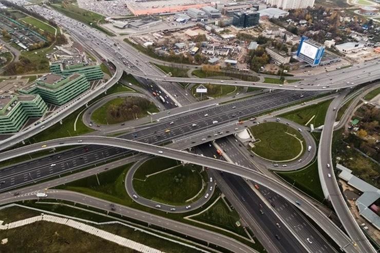 Московская кольцевая автодорога (Россия)