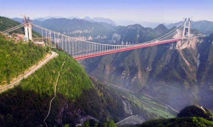 Трасса Чандже — Джишоу (Китай)