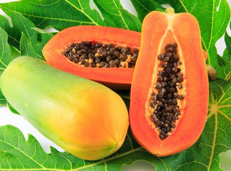 странные и необычные фрукты