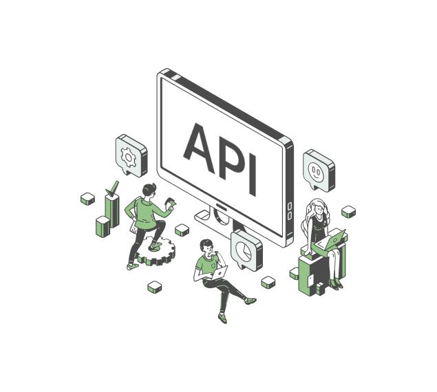 Интеграция каталогов с помощью API
