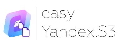 Easy Yandex S3 Logo