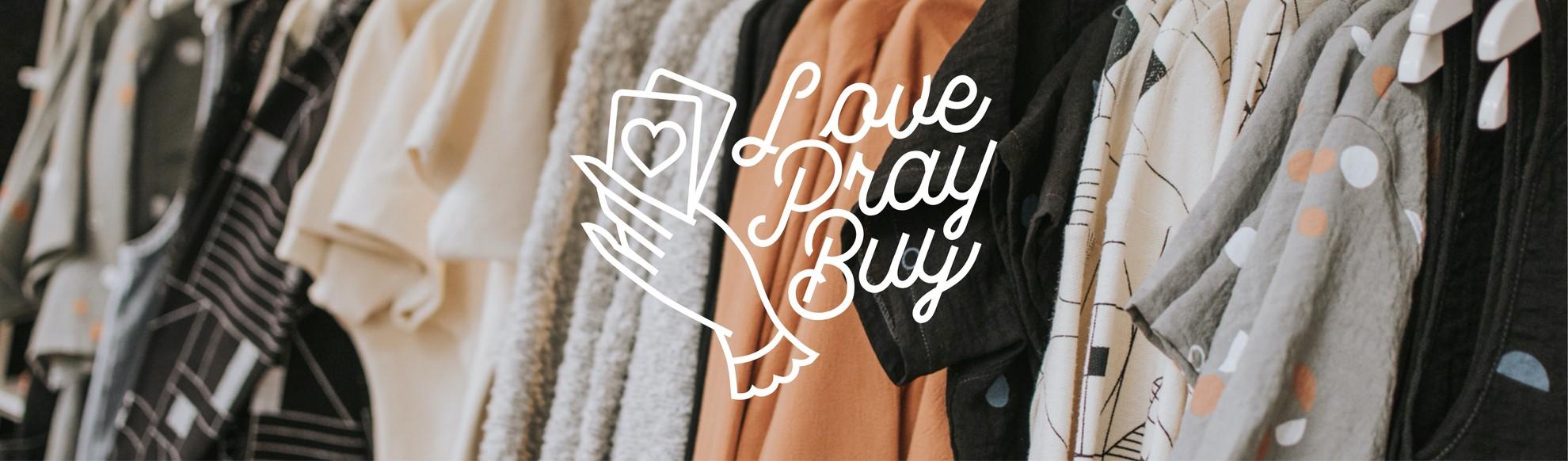 Project for Шоурум «Love. Pray. Buy»