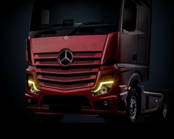 Сервисные контракты наMercedes-Benz
