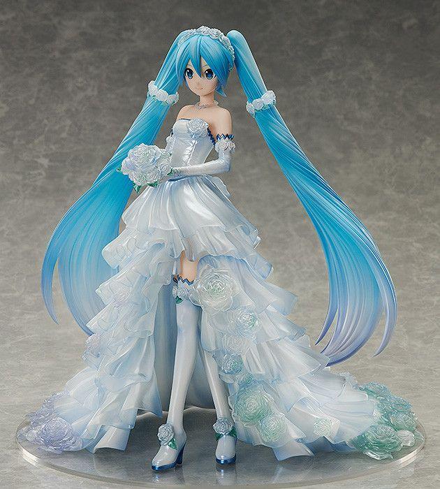 Hatsune Miku: Wedding Dress Ver.