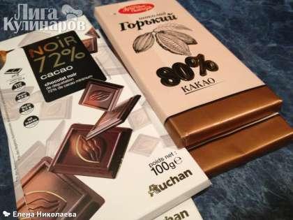 Самое главное в этом торте - это, конечно, шоколад. Возьмите качественный черный шоколад с содержанием какао не менее 55%, лучше больше.
