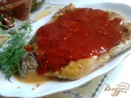 Готово! Ароматный и очень вкусный соус готов.Приятного аппетита=))