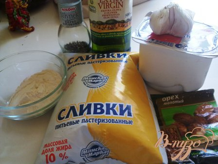 Пока варится капуста, начнем готовить соус