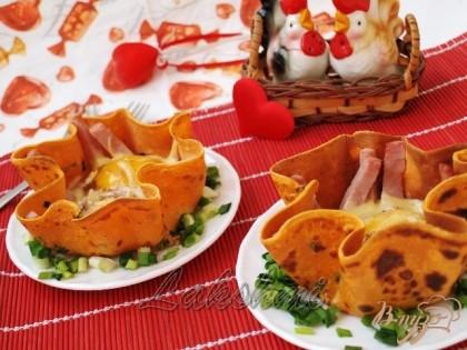 Готово! Приятного аппетита!Будьте всегда любимы и желанны!