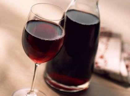 Отличное домашнее виноградное вино