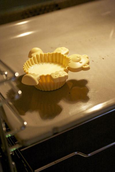 Запекаем омлет в течение 15-20минут при температуре 180С.