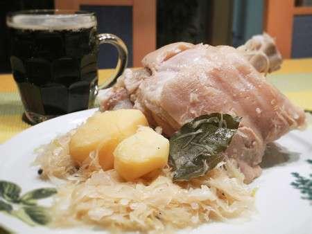 Свиная рулька по-берлински (berliner Eisbein)