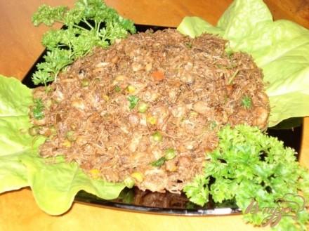 Ужин по-тайски от Олеси