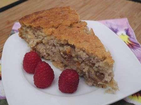 Пирог из цуккини
