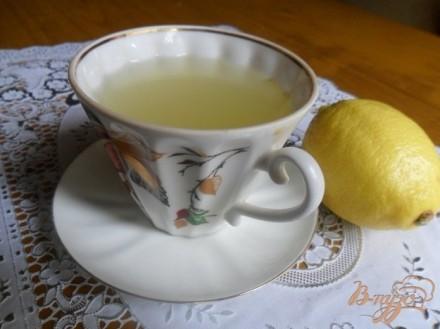 Имбирный чай для похудения.