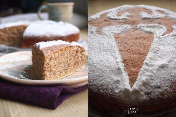 Галисийский пирог или Tarta de Santiago