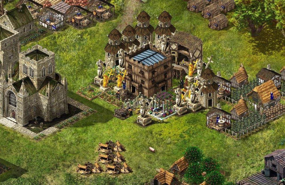 Grepolis - игра в жанре Стратегия,экономическая стратегия
