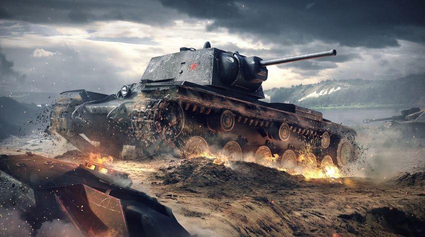 World of Tanks - игра в жанре От первого лица,Современность,Экшен,Симулятор,Шутер,Транспортное средство,Шутер,От третьего лица,Бой,Тактика,История