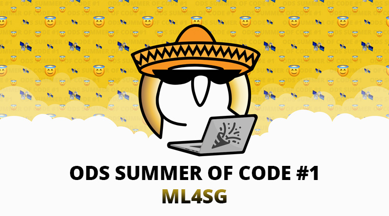 ODS Summer of Code, ML4SG: Machine Learning for Social Good