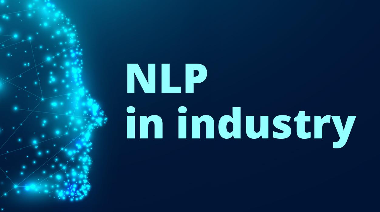 NLP in industry