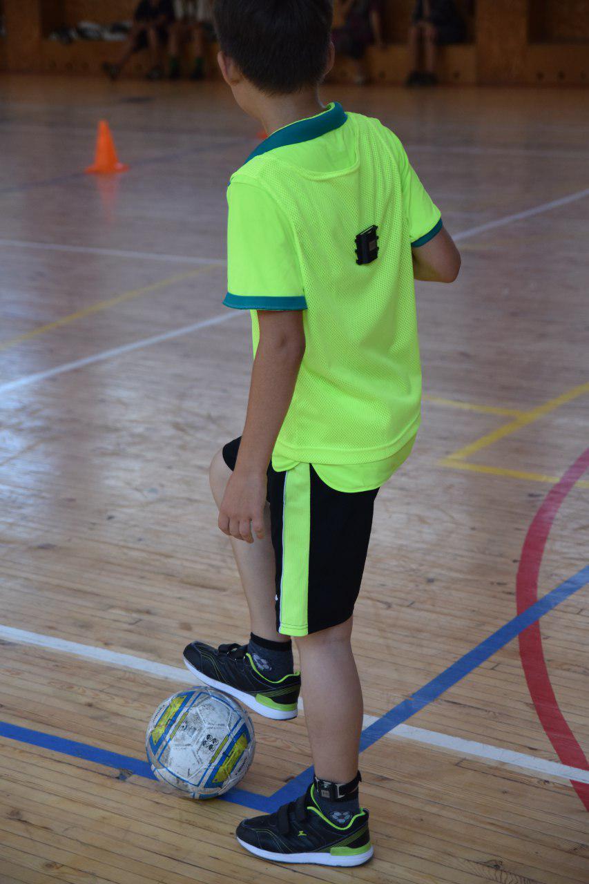 детский футбол в россии
