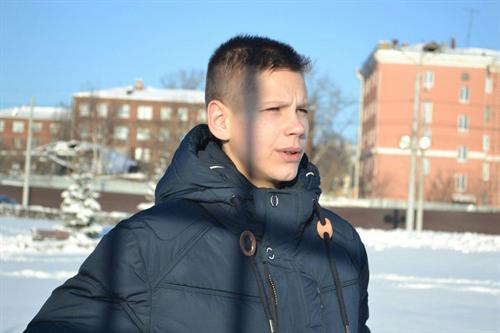 Сергей Горенков