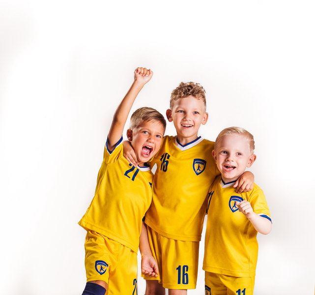 футбол для дошкольников